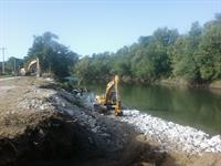 Spring River Bank Stabilization Jasper Co