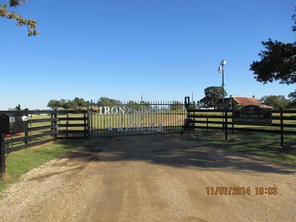 Welcome to Iron Horse Ranch Cameron!