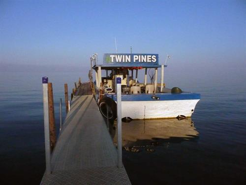 Twin Pines Resort - Launch Boat Fishing on Lake Mille Lacs in Garrison MN