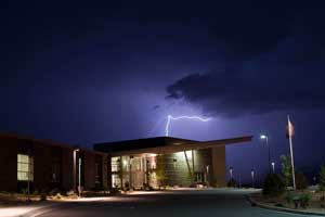 Rifle Campus Storm