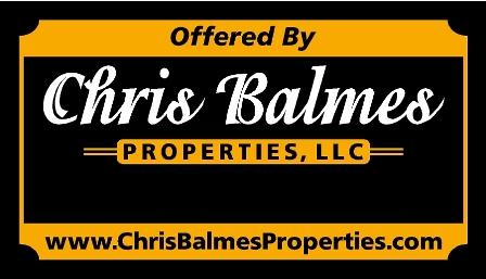 Chris Balmes Properties LLC Logo
