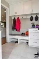 Main Level Renovation & Addition - Mudroom