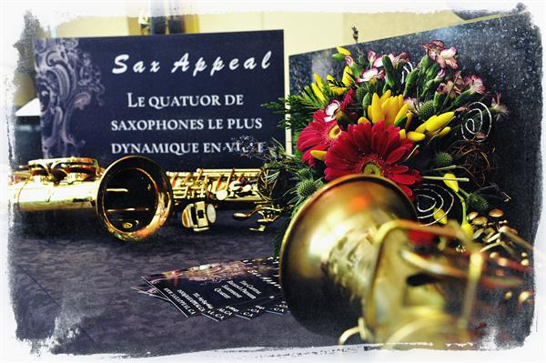 Weddings and cocktail receptions are always better with live jazz music provided by Sax Appeal!