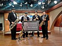 Sax Appeal plays all kind of music, such as Jazz, to classical to Christmas!