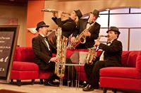 Comprised of only saxophones, Sax Appeal is changing the musical landscape in the National Capital Region