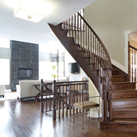 The beautiful Orford model in Bradley Estates, Orleans.