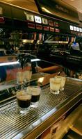 Our Brand New, Amazingly wonderful, perfect Espresso Machine!