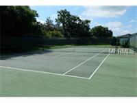 Tennis anyone? Grandefield at Poley Creek