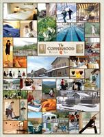 Copperhood Inn and Spa Cover presentation folder