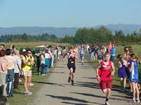 We love having great community races here at the farm.