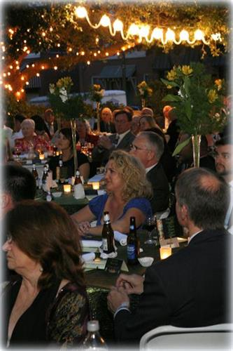 Downtown is a great place to host your event. Call our office to learn about great locations and venues.