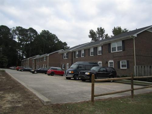 2817 Mclain St Unit B Goldsboro NC 27534 (In HOPEWELL TOWNHOMES)