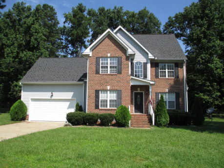 107 Jacob's Ridge Drive Goldsboro NC 27534(IN JACOB'S RIDGE)