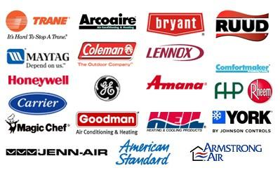 We service and repair all brands.