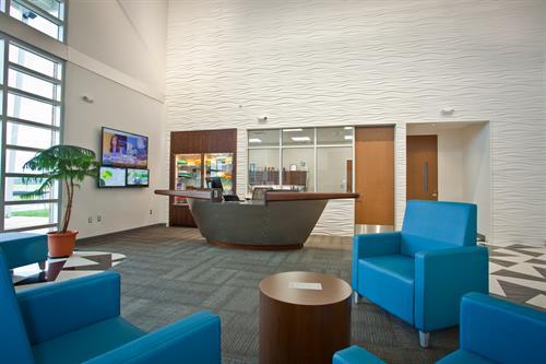 Air Terminal Interior