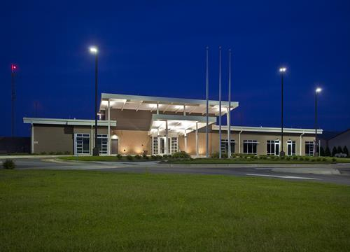 Johnston County Airport Terminal