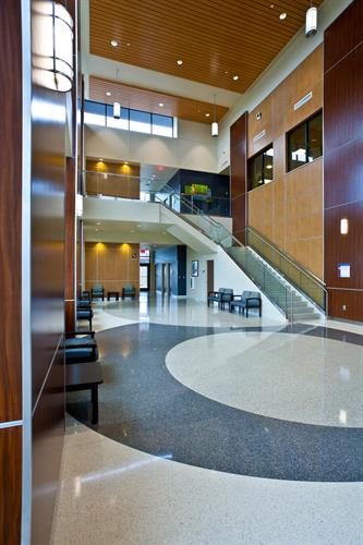 Wayne Medical Professionals Interiors