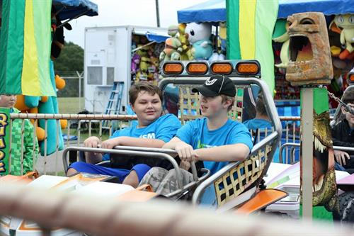 Fun at The Wayne County Fair