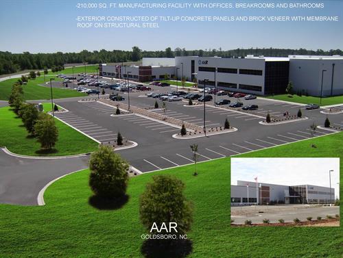 AAR Corp. Goldsboro NC