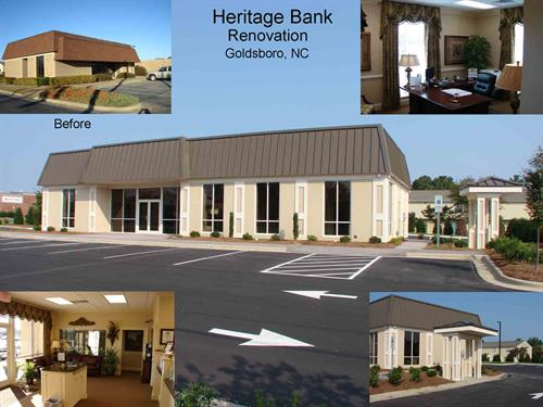 Heritage Bank, Goldsboro NC