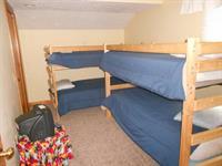 Bunk room sleeps four