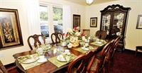 Private Dining Space for you and your Family