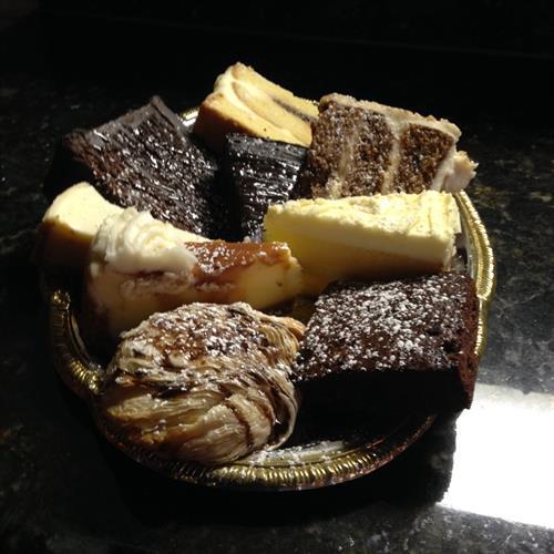NY Cheesecake, Tiramisu, Lemoncello Cake, Cannoli and More!!