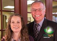FirstLight HomeCare Owners Sarah and Greg Lane are both life-long residents of Olympia.