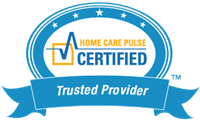 "FirstLight HomeCare is designated as a ""Certified Trusted Provider"" from Home Care Pulse, the premiere quality management company in the home care industry."
