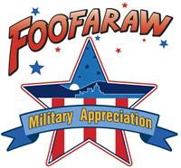 Foofaraw - Annual military appreciation day partnering with the Olympia Yacht Club