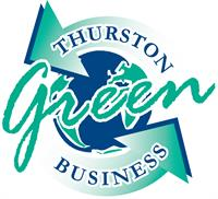 Look for this logo in a business to note their Green Business Designation!