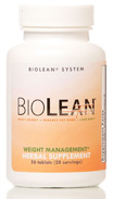 BioLean Free® dietary supplement designed to reduce body fat
