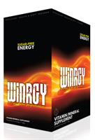 Winrgy® (Citrus) sugar free energy drink with vitamins and minerals