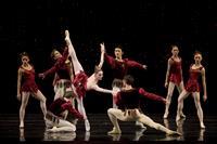 Balanchine's Rubies photo by Erik Tomasson