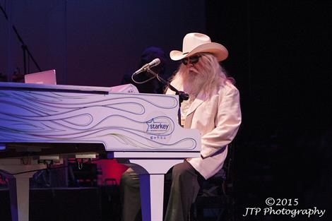Leon Russell 2015