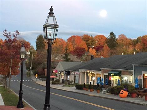 Prospect Street, Ridgefield