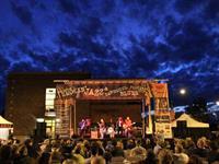 Smokin Jazz & BBQ Blues with The Zydeco Hepcats - photo by Al Ward