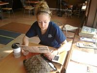 Coffee News reader - Loves the Horoscopes