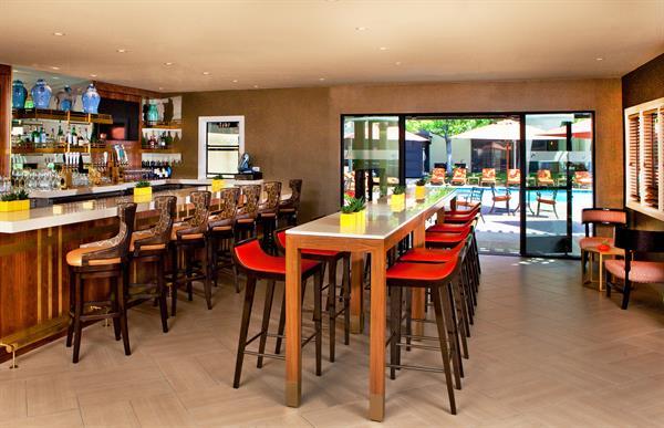 Cardinal Club Lounge