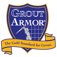 Brand Identity for our client, Grout Armor
