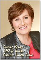 Susanne Hemet, CEO  & Founder