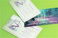 graphic design for agoodlifedenver.com