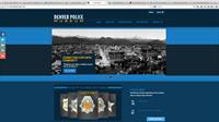 web design, SEO and hosting for denverpolicemuseum.org