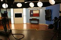 Part of the KTXS This Morning Set.