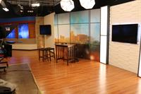 The other half of the KTXS This Morning Set.
