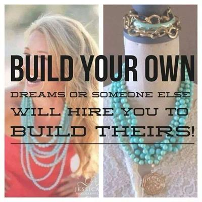 Get paid to sparkle premier designs shopportunity fall for Build your own net dream