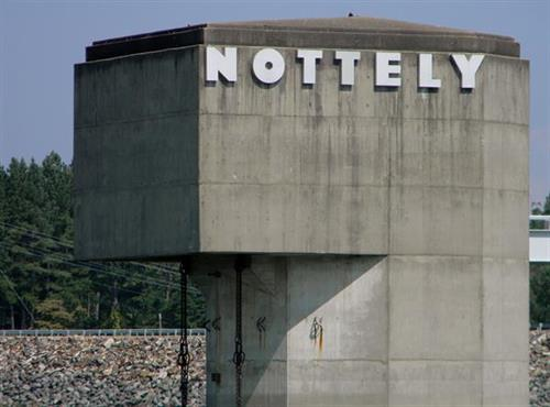 Nottely Dam