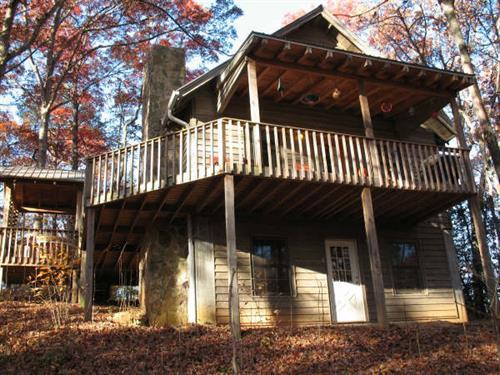 Clark's Haven cabin