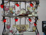 Wine Candles-Lotions-Soaps