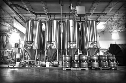 Brewery Tanks